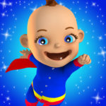 Baby Hero 3D – Super Babsy Kid (Mod) 3