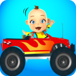 Baby Monster Truck Game – Cars by Kaufcom (Mod) 11
