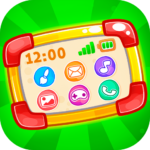 Babyphone & tablet – baby learning games, drawing (Mod) 1.9.14