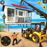 Beach House Builder Construction Games 2018 (Mod) 1.8
