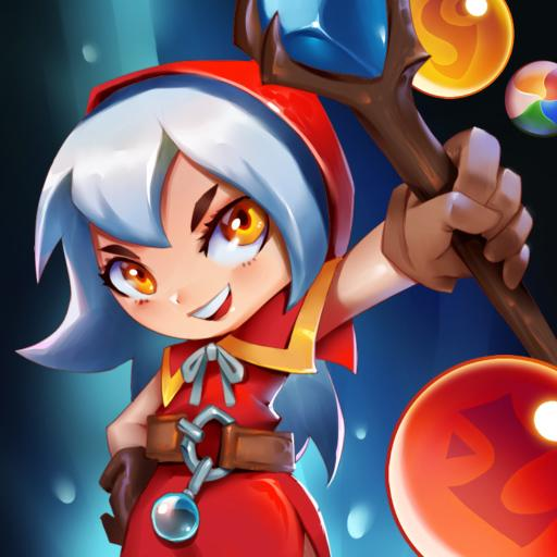 Bubble Shooter: Witch Story (Mod) 3.8