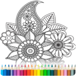 Coloring Book for Adults (Mod) 7.1.6