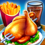 Cooking Express : Food Fever Craze Chef Star Games (Mod) 2.4.5