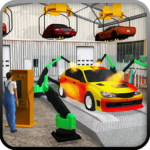 Gas Station & Car Service Mechanic Tow Truck Games (Mod) 1.6