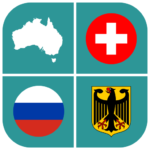 Geography Quiz – flags, maps & coats of arms  (Mod) 1.5.3