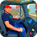 In Truck Driving: Euro Truck 2019 (Mod) 1.1
