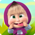 Masha and the Bear Child Games (Mod 3.2.6