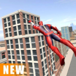 Miami Rope Hero Spider Open World Street Gangster (Mod) 1.0.19