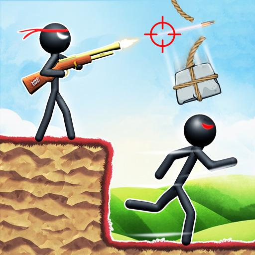 Mr Shooter Offline Game -Puzzle Adventure New Game (Mod) 1.42