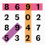 Number Search Puzzles – Number games free (Mod) 1.2.2