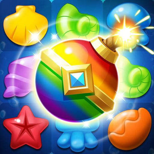 Ocean Splash Match 3: Free Puzzle Games (Mod) 3.2.0