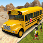 Offroad School Bus Driving: Flying Bus Games 2020 (Mod) 1.31