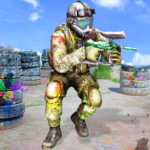 Paintball Arena Shooting: Shooter Survivor Battle (Mod) 1.1.8