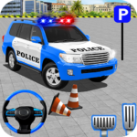 Police Jeep Spooky Stunt Parking 3D 2 (Mod) 1.0