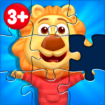 Puzzle Kids – Animals Shapes and Jigsaw Puzzles (Mod) 1.5.3