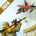 Sky Jet War Fighter – Airplane Shooting Games 2020 (Mod) 1.0.4