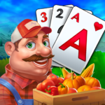 Solitaire Tripeaks: Farm Adventure (Mod) 1.1201.0