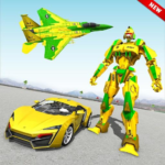 Stealth Robot Transforming Games – Robot Car games (Mod) 1.0.9