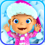 Talking Baby Babsy Winter Fun (Mod) 15