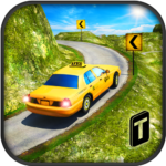 Taxi Driver 3D : Hill Station (Mod) 2.11.1.RC