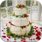 Tile Puzzle Wedding Cake (Mod) 1.36