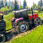 Tractor Pull & Farming Duty Game 2019 (Mod) 1.0