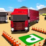 Truck Parking Adventure 3D:Impossible Driving 2018 (Mod) 1.1.3