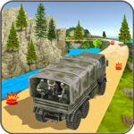 US Army Transport Drive – Army Games (Mod) 1.1