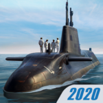WORLD of SUBMARINES: Navy Shooter 3D Wargame (Mod) 2.0.2