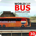 World Cup Bus Simulator 3D (Mod) 2.1