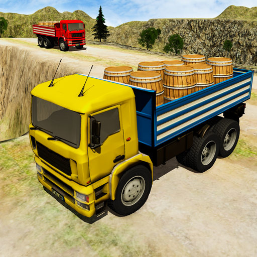 3D Euro Truck Driving Simulator – Real Cargo Game (Mod) 1.0