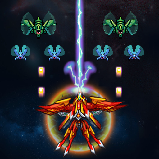 Alien Attack: Galaxy Invaders (Mod) 1.2.8