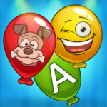 Balloon Pop 🎈 – educational game for Kids (Mod) 3.1.0