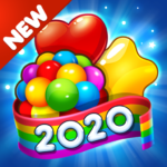 Candy Craze Match 3: 2020 New Puzzle Games Free (Mod) 2.3.0