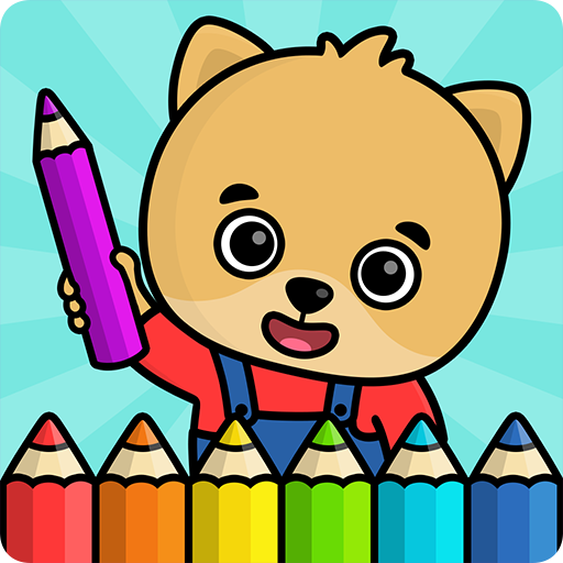 Coloring book for kids (Mod) 1.102