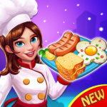 Cooking Delight Cafe- Tasty Chef Restaurant Games (Mod) 2.2
