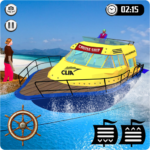 Cruise Captain: Water Boat Taxi Simulator (Mod) 1.0