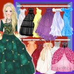 Doll Princess Prom Dress Up (Mod) 9.9.3