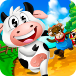 Farm Escape Runner 🐮 (Mod) 4.5