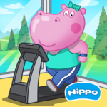 Fitness Games: Hippo Trainer (Mod) 1.0.8