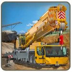 Heavy Crane Simulator Game 2019 – CONSTRUCTION SIM (Mod) 1.2.5