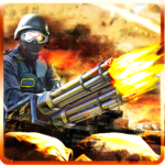 Heavy Gunners Battle Army War (Mod) 1.8