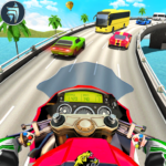 Highway Bike Traffic Moto Racer 2020 (Mod) 2.6