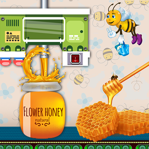 Honey Factory: Sweet Maker Shop (Mod) 1.2