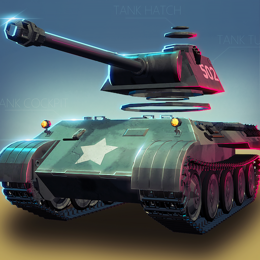 Idle Tank-Construct your car (Mod) 1.0.7