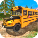 Kids School Bus Driver: SF (Mod) 1.0