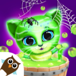 Kiki & Fifi Halloween Salon – Scary Pet Makeover (Mod) 3.0.26