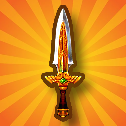 Knife Game: Throw The Knife & Hit The Target (Mod) 1
