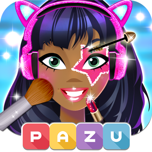 Makeup Girls – Star dress up games for kids (Mod) 1.30