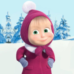 Masha and The Bear: Xmas shopping (Mod) 1.1.2